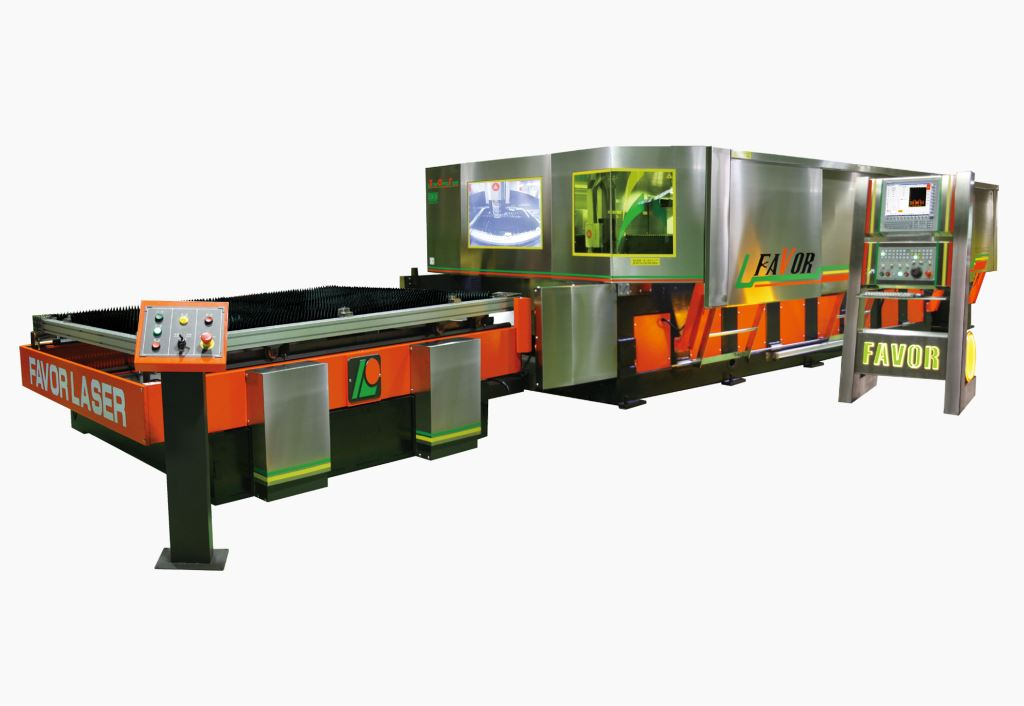 XOF High Speed fiber laser cutting machine